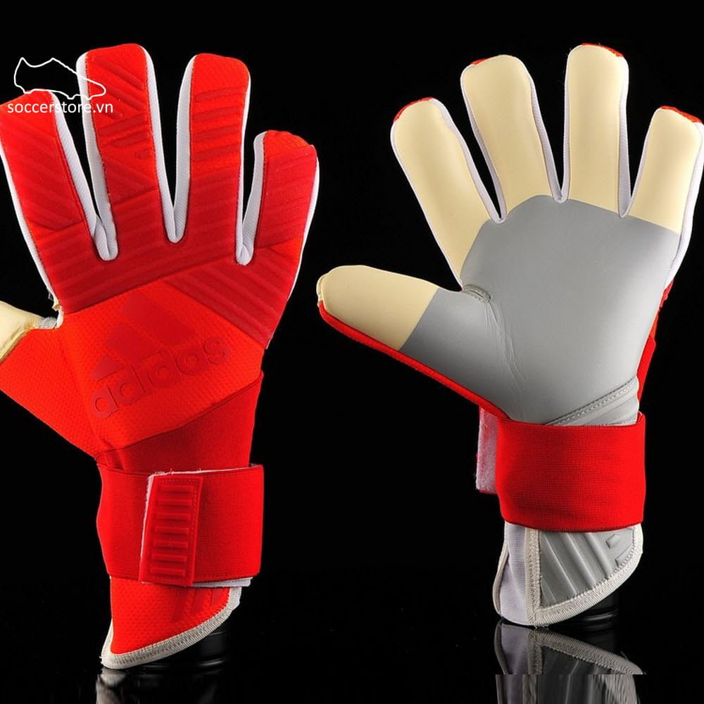 Adidas Ace Next Gen- Bold Red/ Black GK Gloves CD3708
