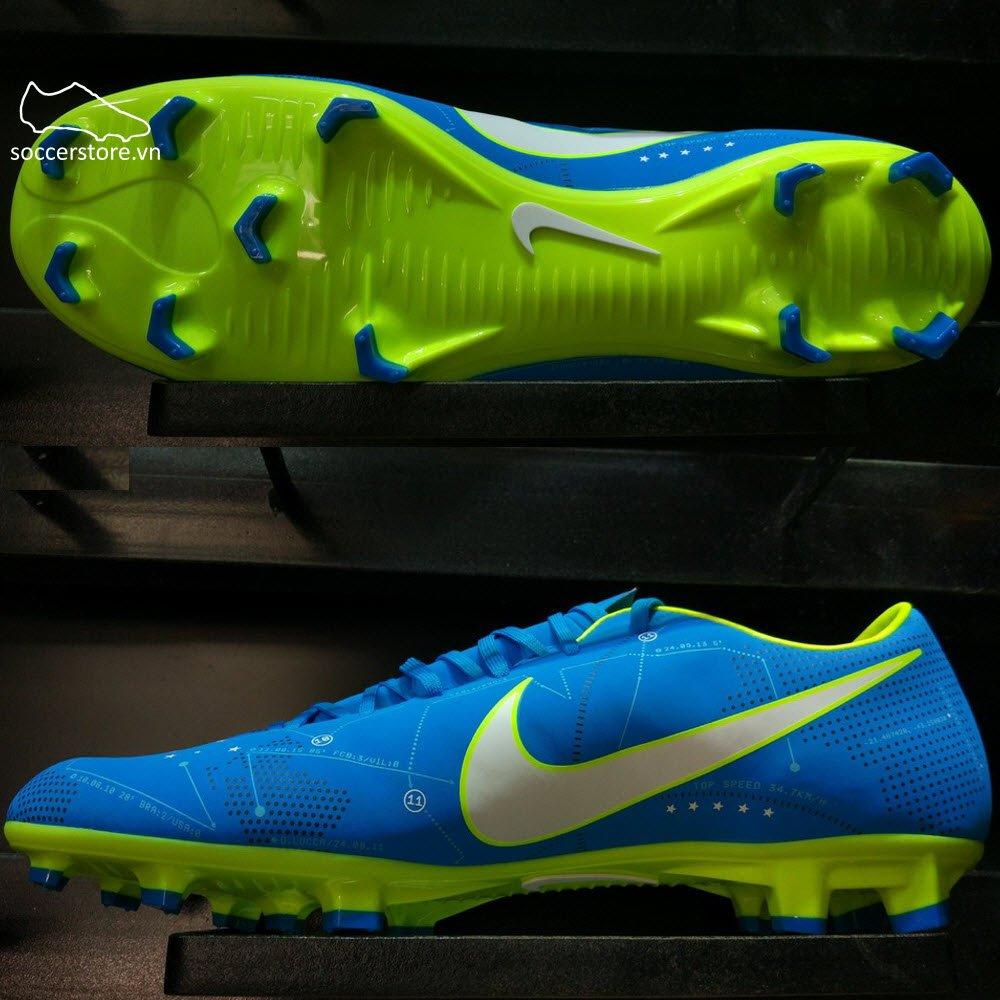 Nike Mercurial Victory VI Neymar FG-Blue Orbit/ White/ Armory Navy 921509-400