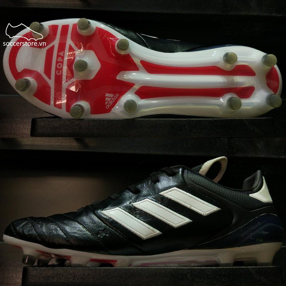 Adidas Copa 17.1 FG- Core Black/ White/ Red BA8515