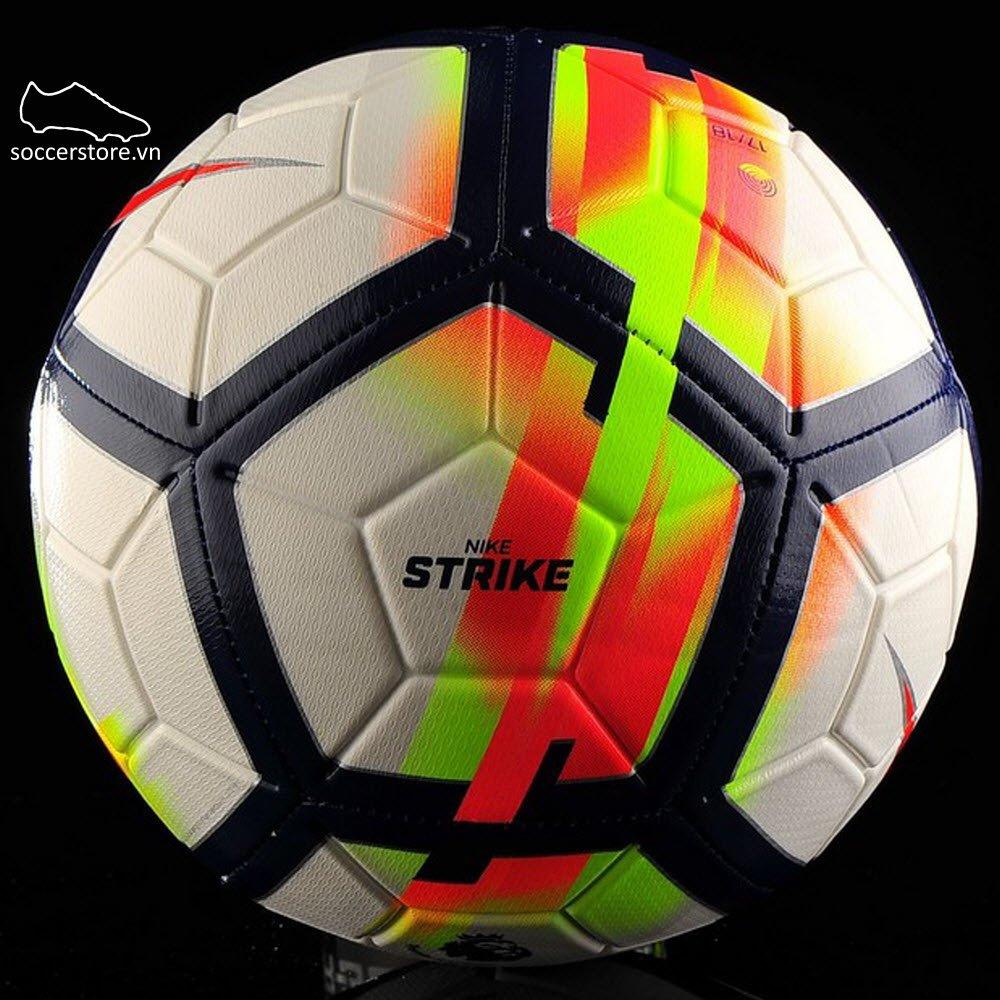 Bóng Nike Strike PL- White/ Crimson/ Deep Royal SC3148-100