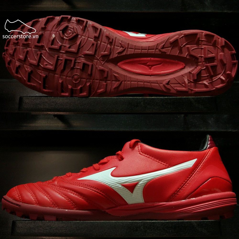 Mizuno Morelia Neo KL AS- University Red/ White/ Crimson P1GD185862