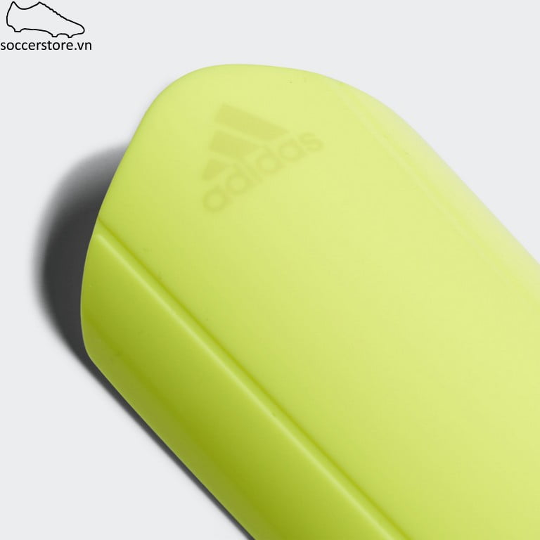 Lót ống đồng Adidas X Lesto Shinguard- Solar Yellow/ Black CW9717