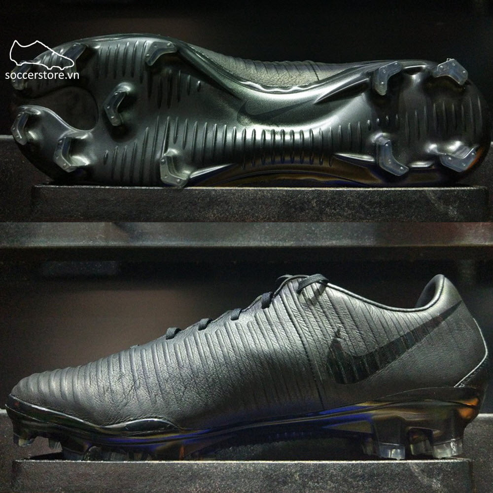 Nike Mercurial Vapor XI FG Techcraft- Core Black/ Black 917799-001