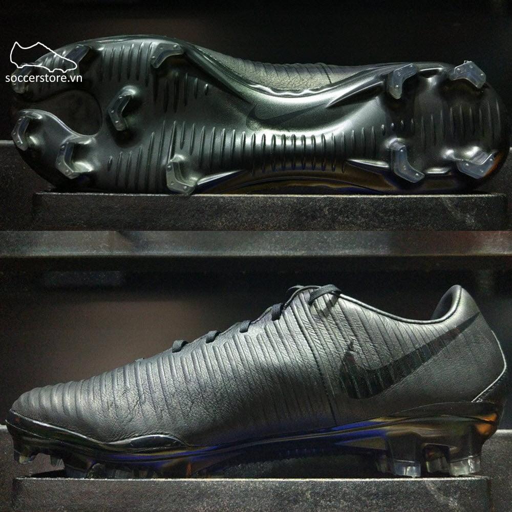 Nike Mercurial Vapor XI FG Techcraft- Core Black/ Black 917799-001