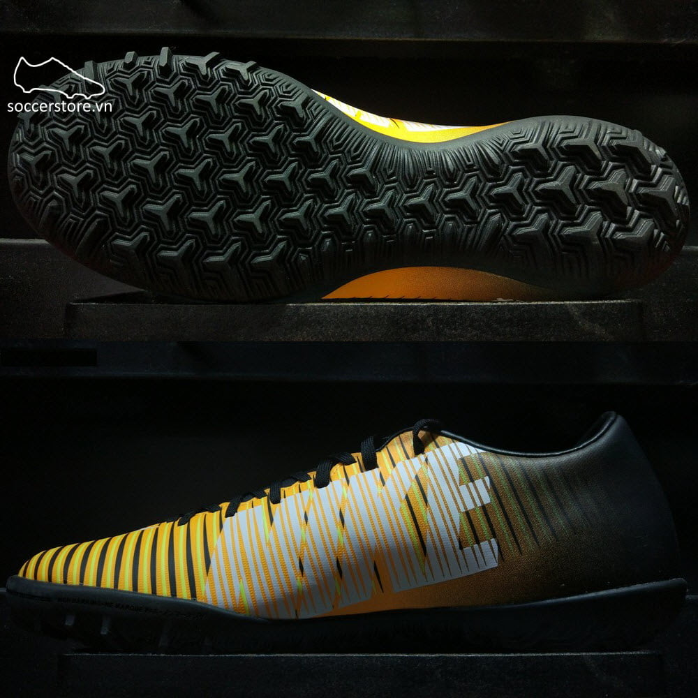 Nike Mercurial Victory VI TF- Laser Orange/ Black/ White/ Volt 831968-801