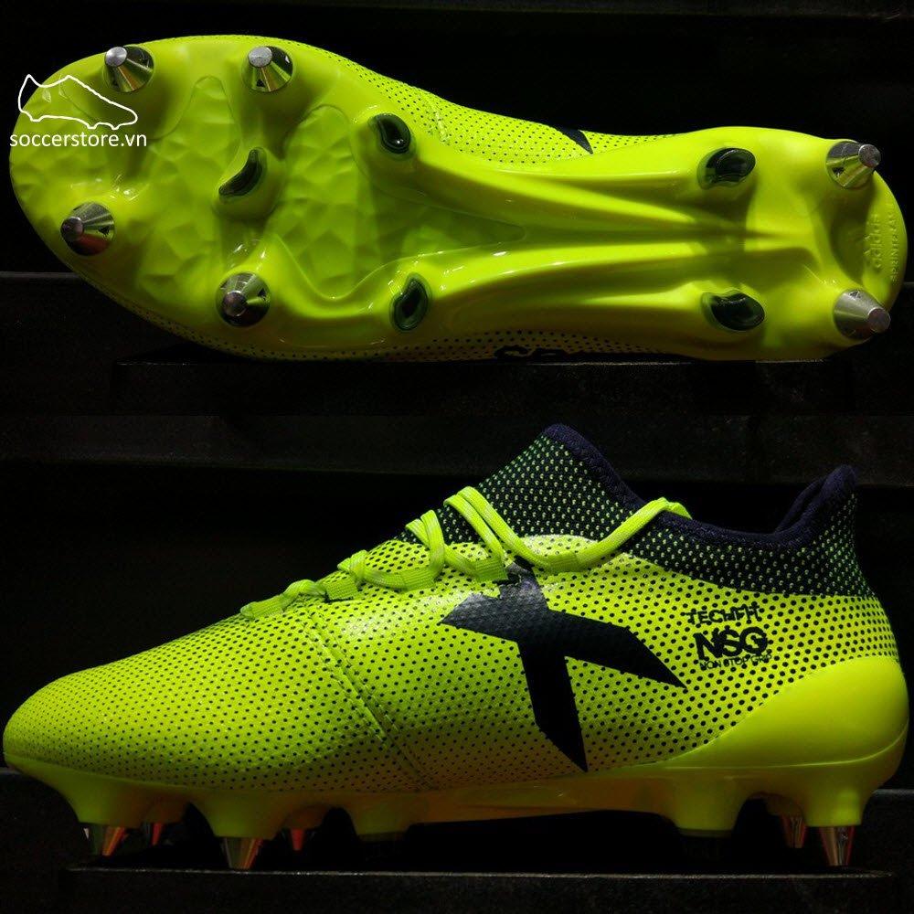 Adidas X 17.1 SG- Solar Yellow/ Legend Ink S82314