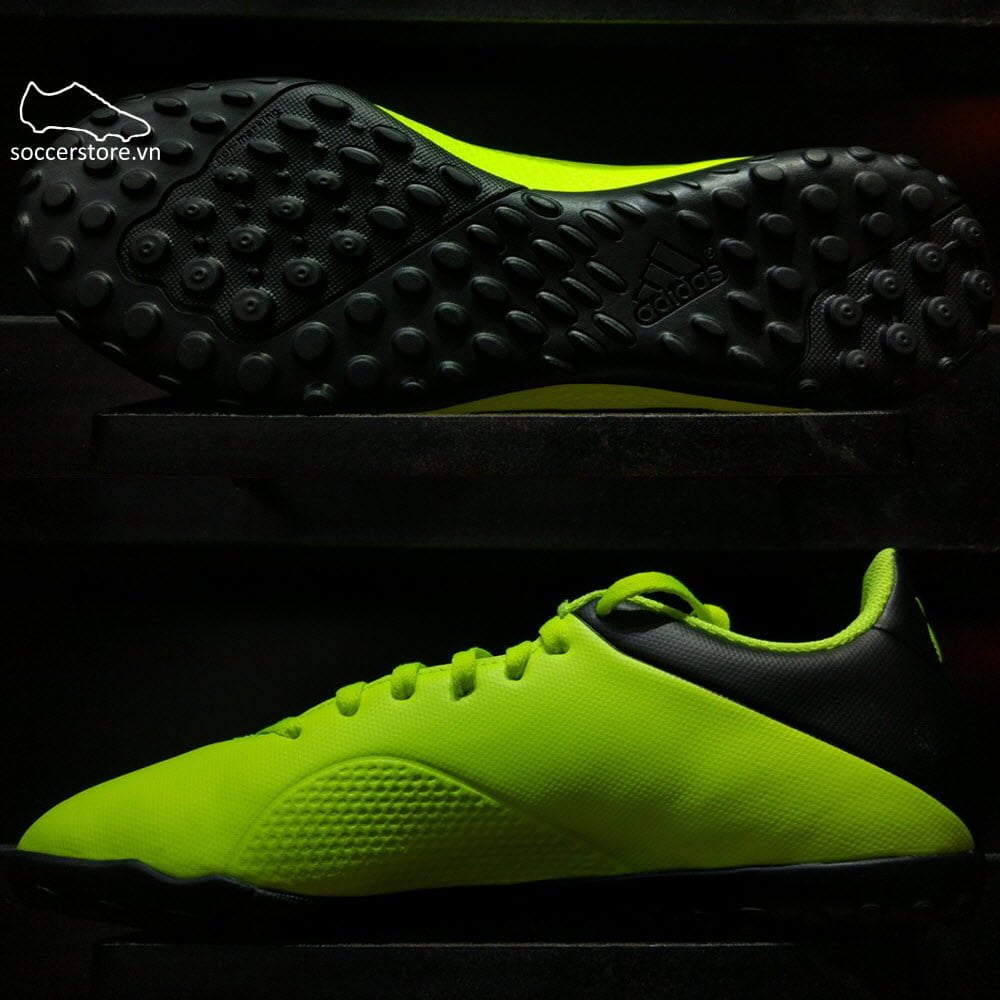 Adidas X Tango 18.4 TF- Solar Yellow/ Core Black/ White DB2479