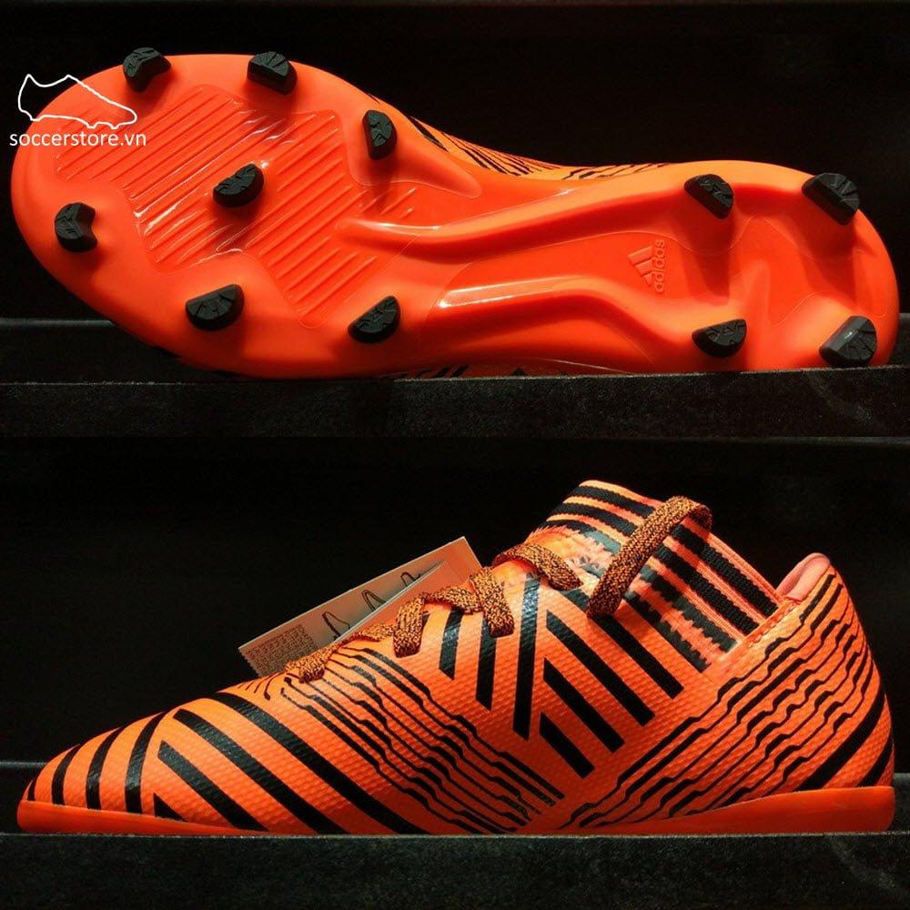 Adidas Nemeziz 17.3 Kids FG- Solar Orange/ Core Black S82428