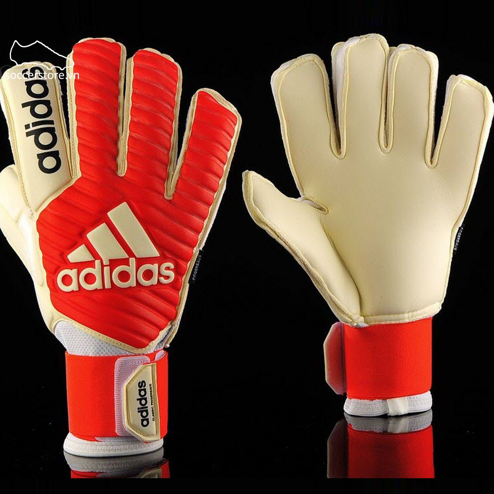 Adidas Classic Finger Save - Real Coral/ White CF0093