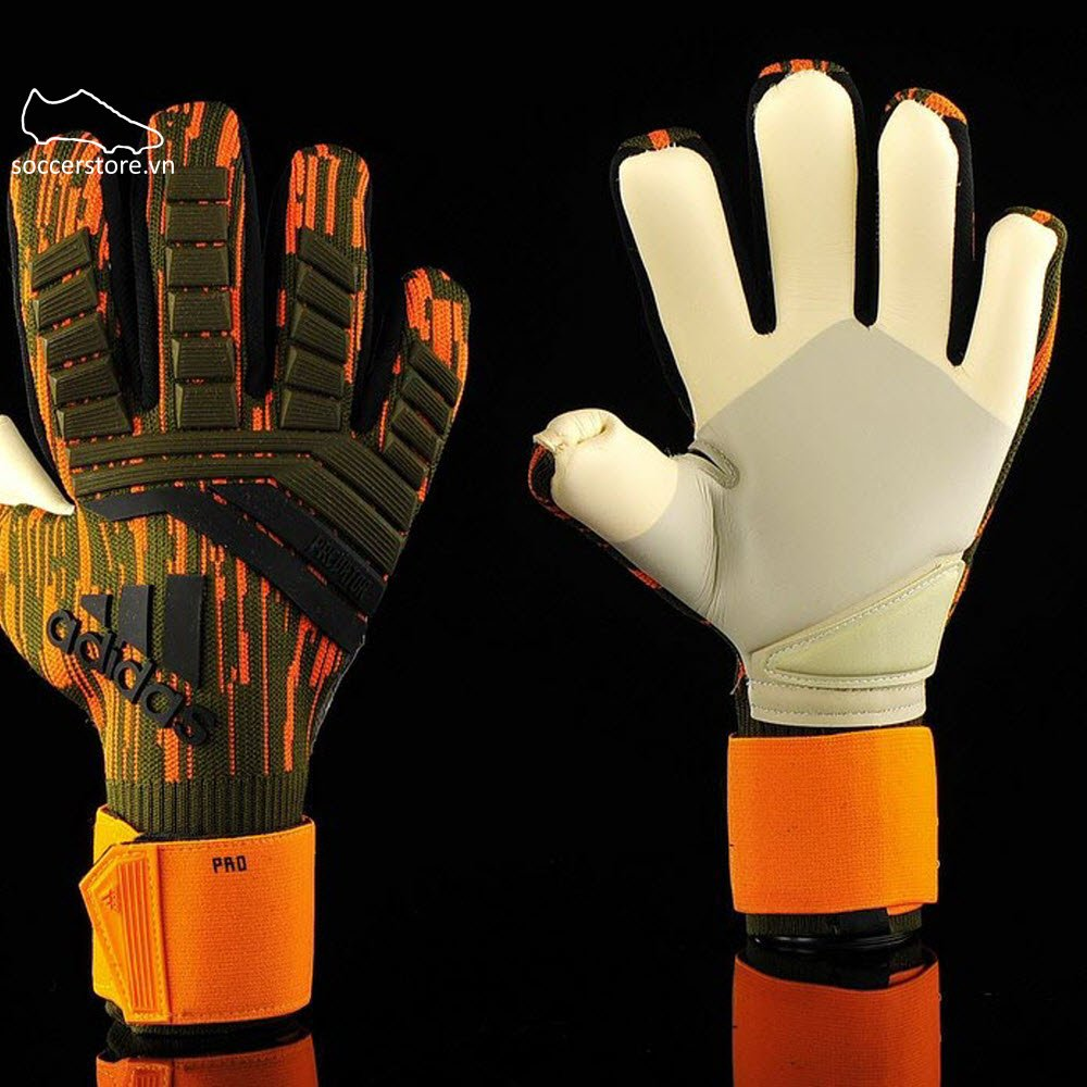 Adidas PreAdidas Predator Lone Hunter- Trace Olive/ Black CF1348dator Lone Hunter- Trace Olive/ Black CF1348