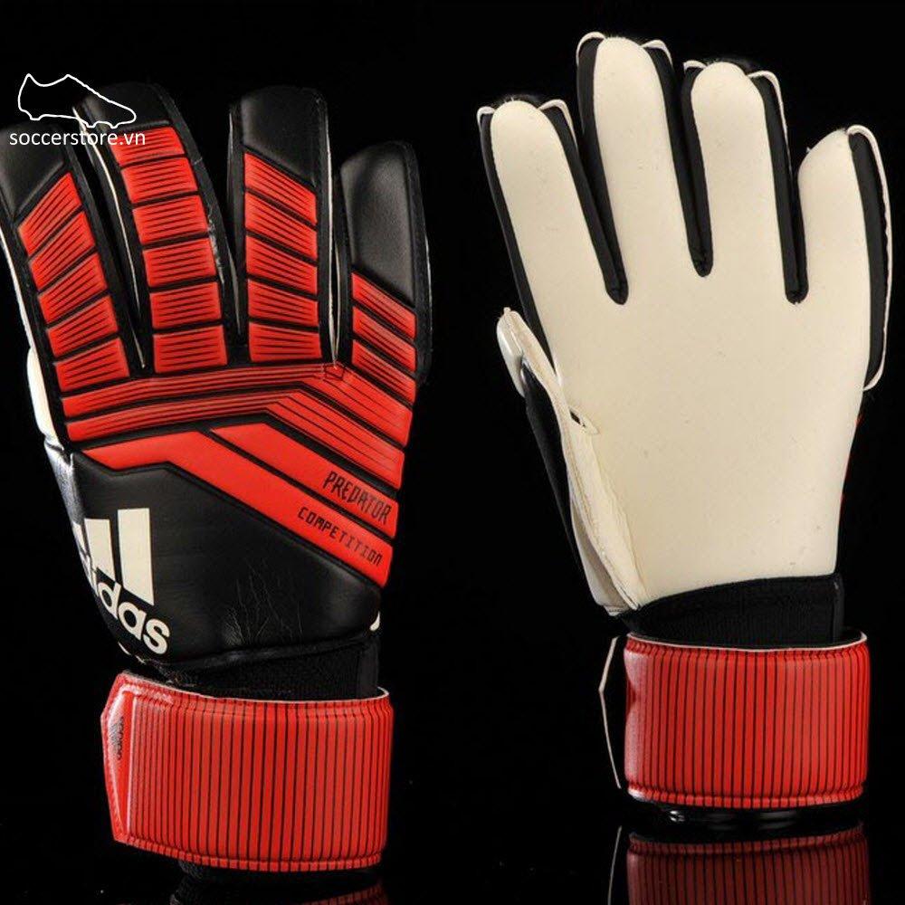 Adidas Predator Competition- Black/ Red/ White CW5597