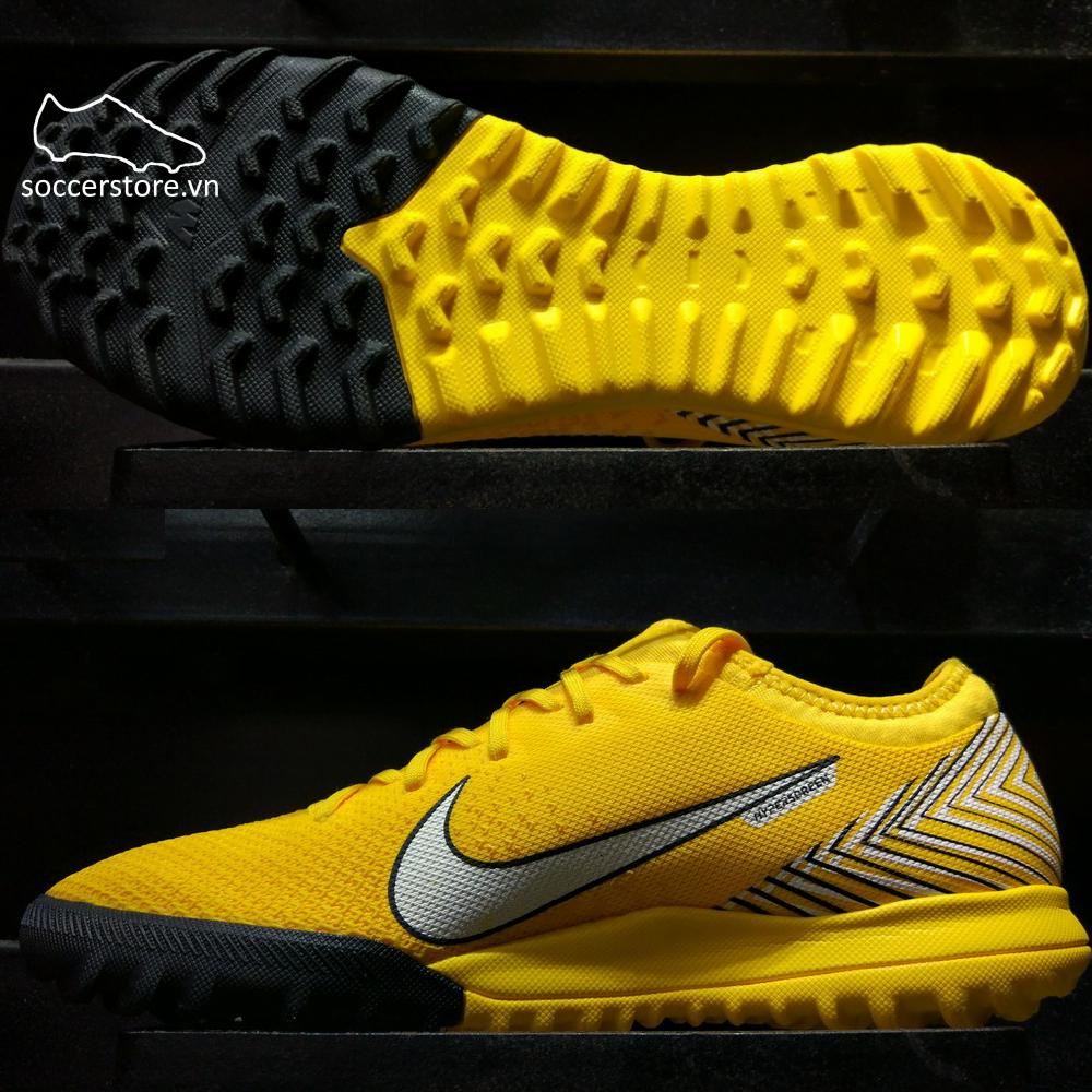 Nike Mercurial Vapor XII Pro Neymar TF- Amarillo/ White/ Black AO4703-710