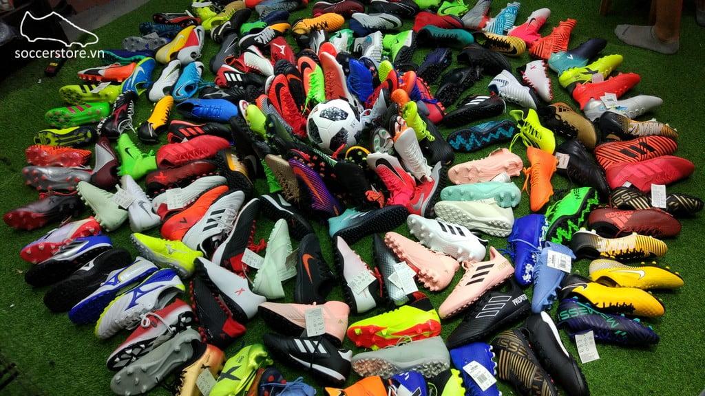 Sales giày bóng đá tại soccerstore.vn
