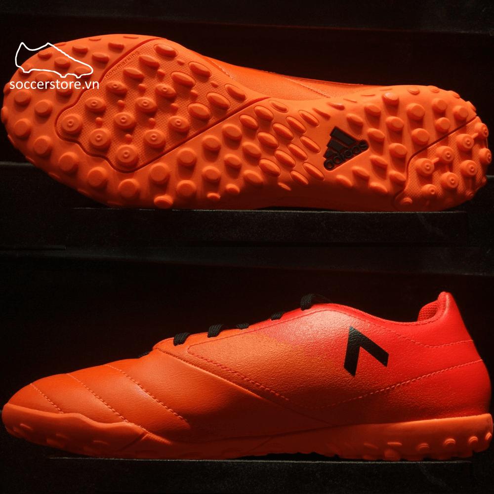 Adidas Ace 17.4 TF- Solar Orange/ Core Black/ Solar Red S77115