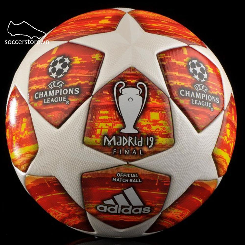 Bóng Adidas UCL Finale Madrid Official Match Ball DN8685