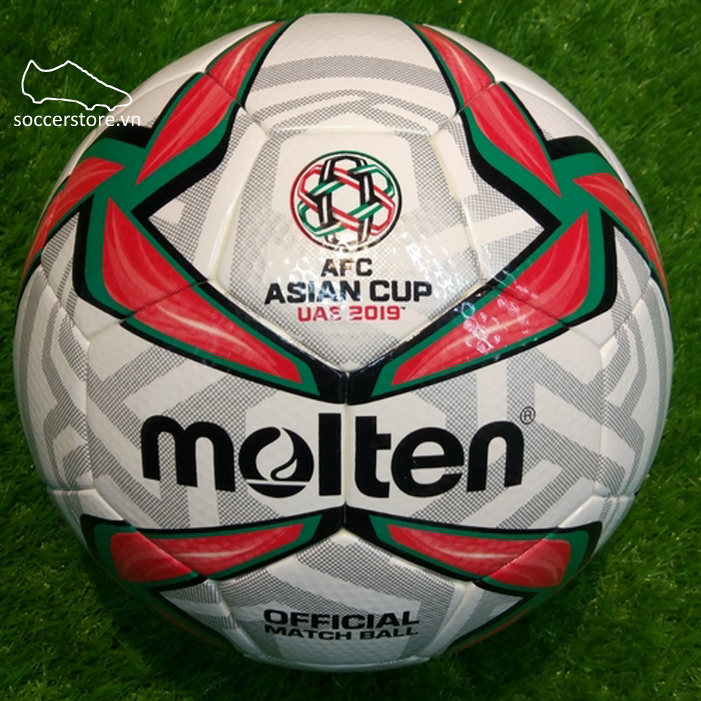 Bóng Molten AFC Asian Cup UAE 2019 Official Match Ball F5V5003-A19U