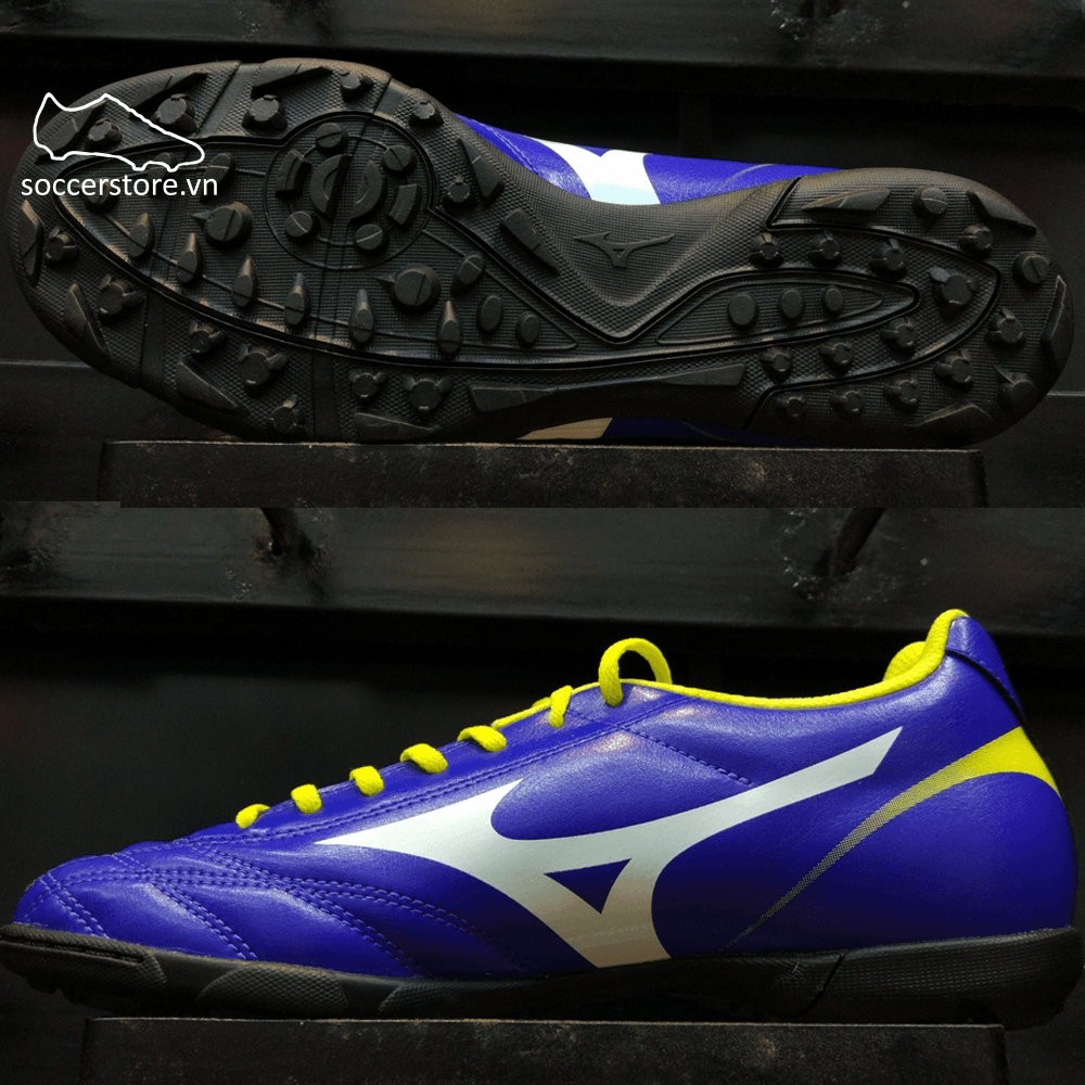 Mizuno Monarcida 2 FS AS- Purple Blue/ Black/ Yellow P1GD172302
