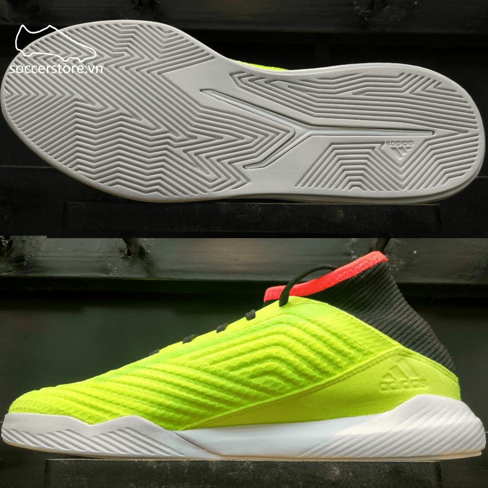 Adidas Predator Tango 18.3 TR/TF- Solar Yellow/ Core Black/ Solar Red DB2300