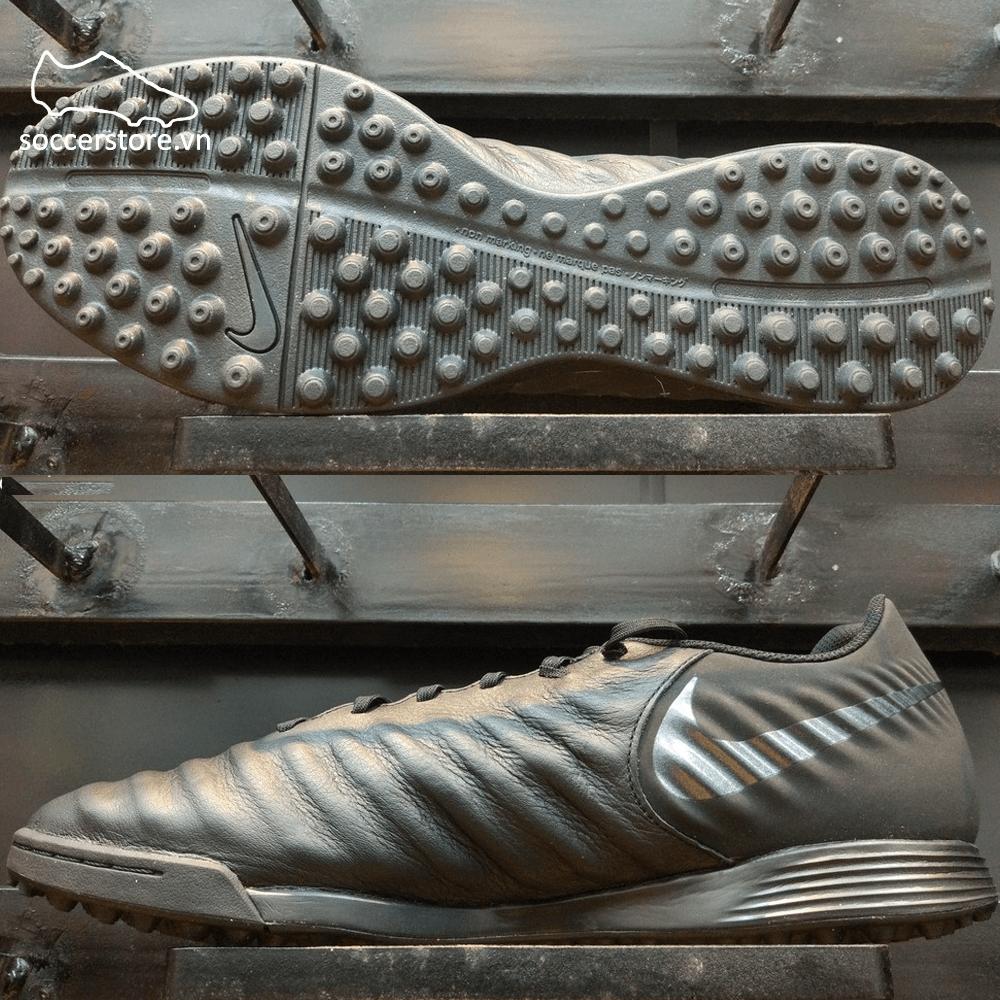 Nike Tiempo Legend VII Academy TF- Core Black/ Black AH7243-001