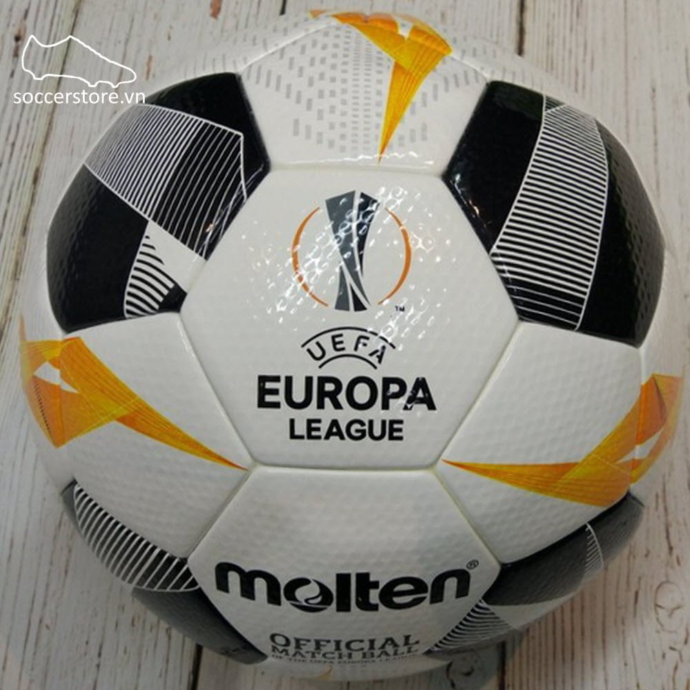 Bóng Molten UEFA Europa League Official Match Ball 2019-2020 F5U5003-G9