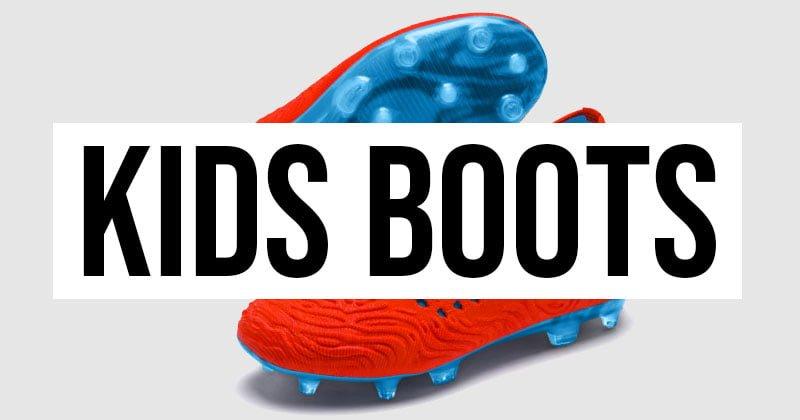 Giày đá bóng trẻ em tốt nhất 2019