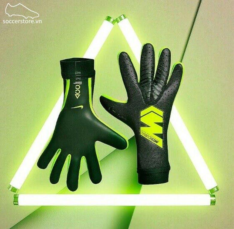 Nike Mercurial Touch Elite- Czarny/ Volt GK Gloves GS0356-010