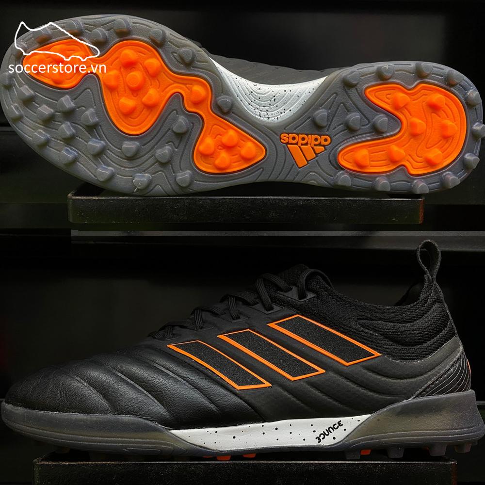 Adidas Copa 20.1 TF Precision To Blur- Core Black/ Signal Orange/ White EH0892