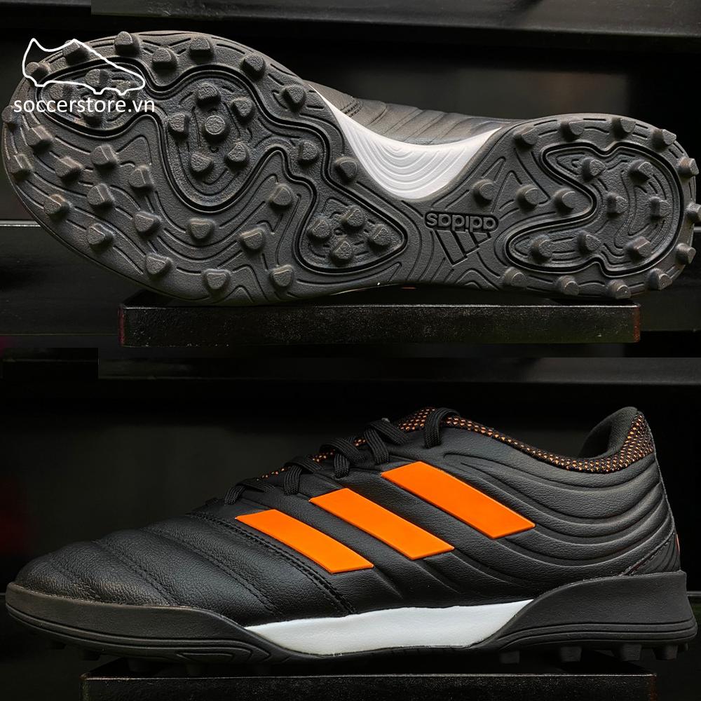 Adidas Copa 20.3 TF Precision To Blur- Black/ Signal Orange EH1488