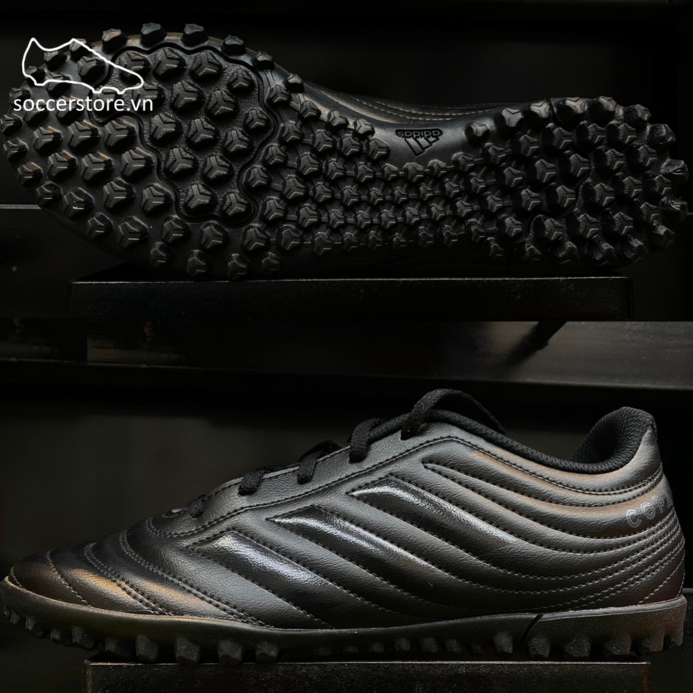 Adidas Copa 20.4 TF- Core Black/ Solid Grey G28522