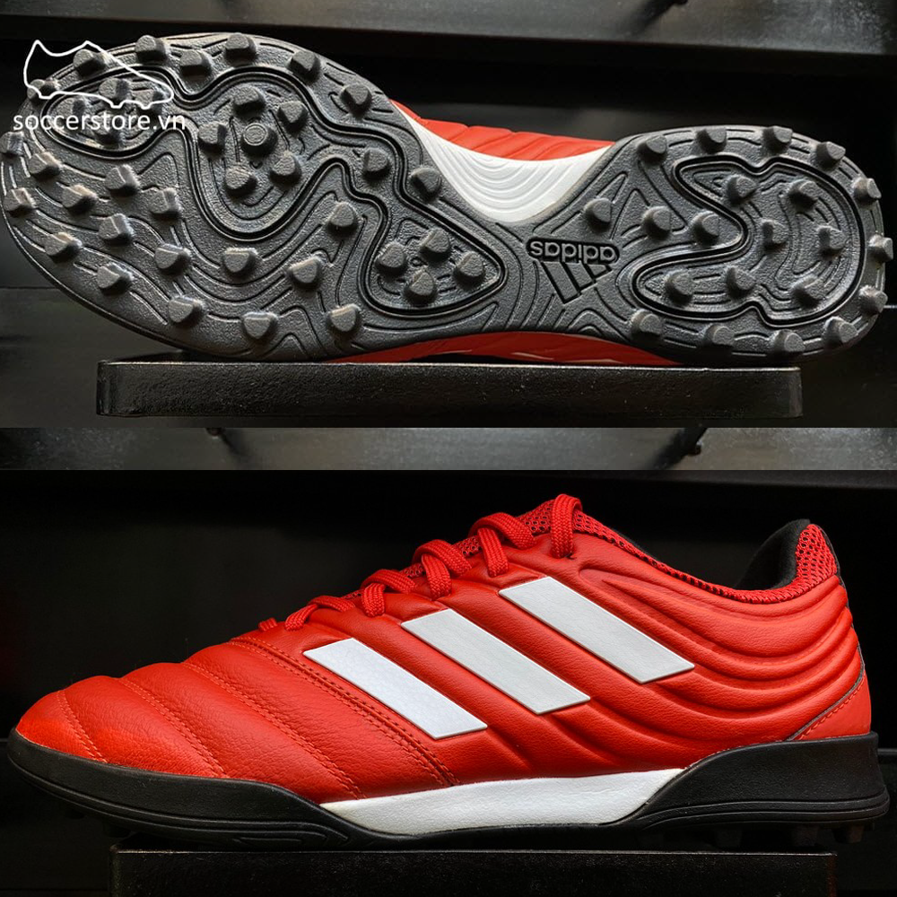 Adidas Copa 20.3 TF - Active Red / Cloud White / Core Black - G28545