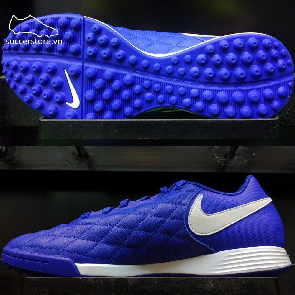 Nike Tiempo Legend VII Academy 10R TF - Game Royal/ White AQ2218-410