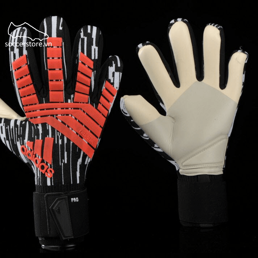 Adidas Predator Pro Manuel Neuer- Solar Red/ Black CF1324