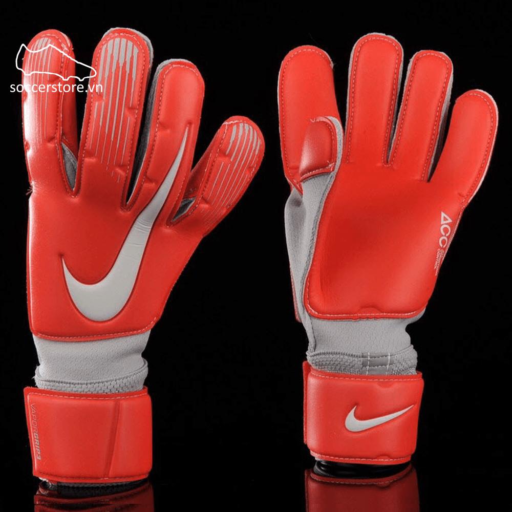 Nike Vapor Grip 3- Lite Crimson/ Wolf Grey/ Pure Platinum GS0352-671