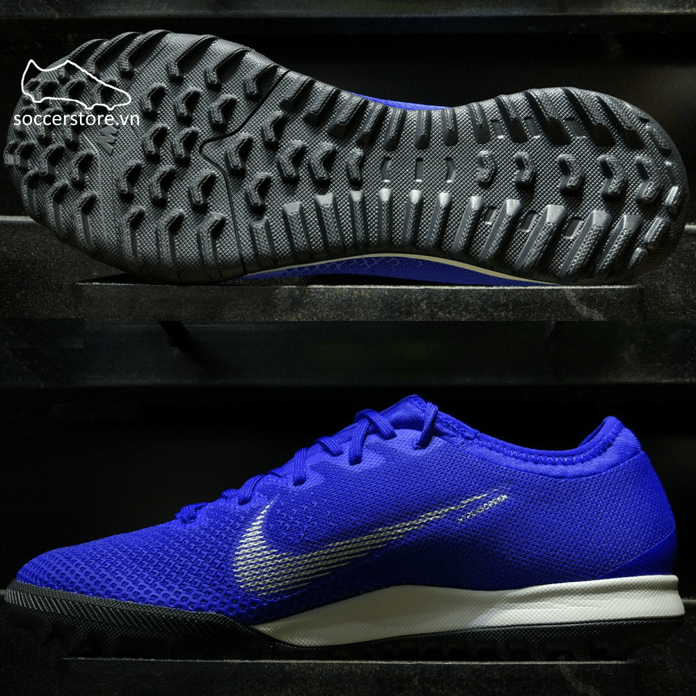 nuova collezione ampia scelta di colori e disegni fascino dei costi Nike Mercurial Vapor Frenzy XII Pro TF- AH7388-400 Racer Blue ...