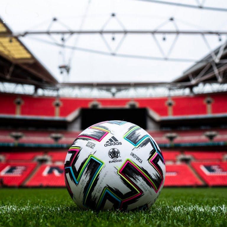 Bóng Adidas Uniforia Pro - Euro 2020 - Official Match Ball - White ...
