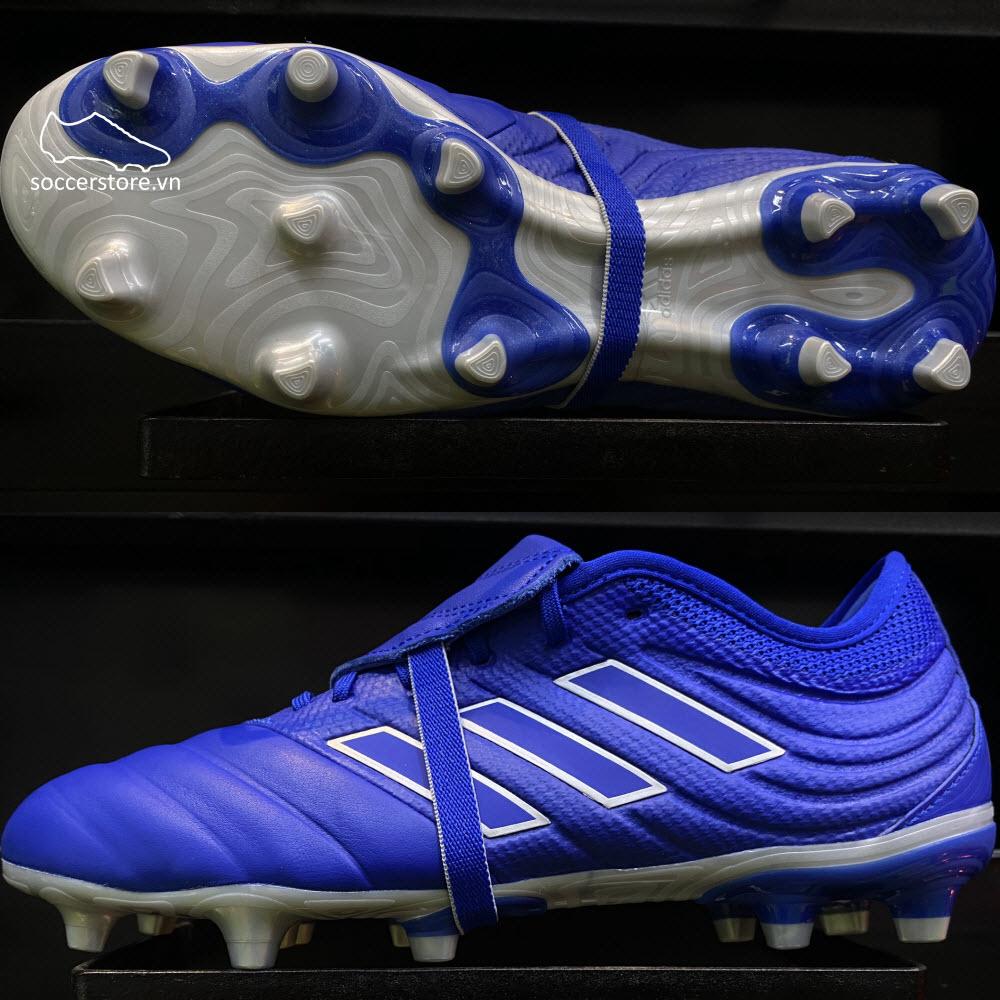 Adidas Copa Gloro .2 FG - Team Royal Blue / Silver Metallic - EH1503