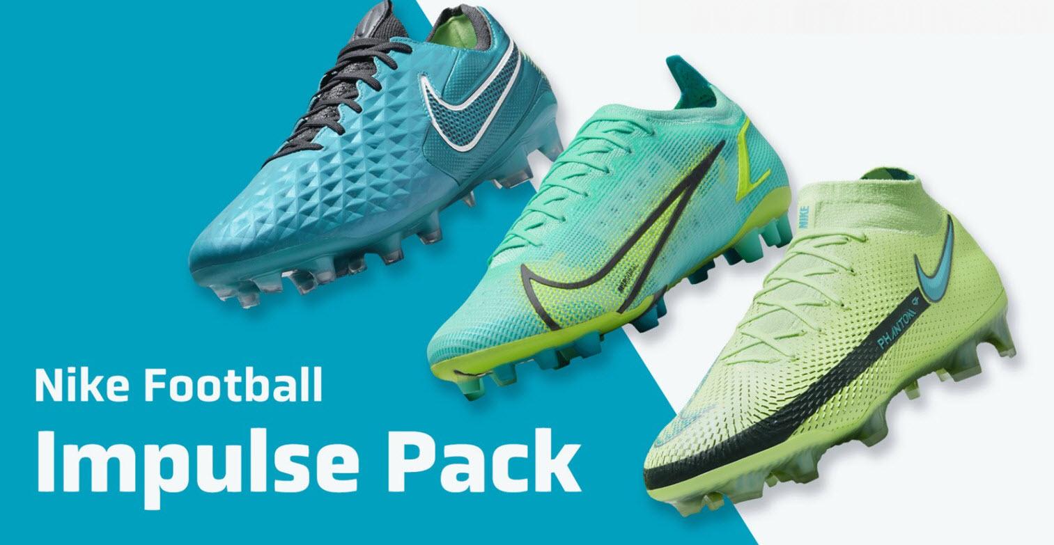 giày bóng đá Nike Impulse Pack