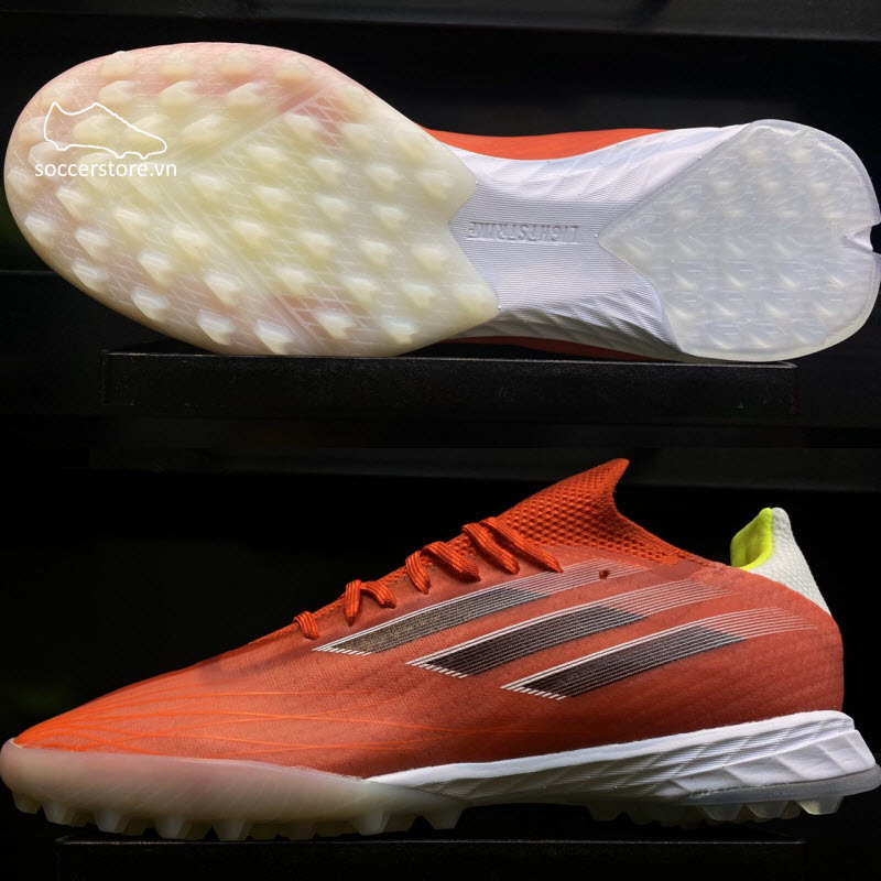 giày Adidas X SpeedFlow .1 TF Meteorite FY3280