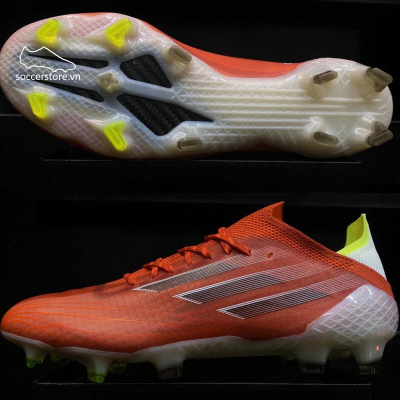 Adidas X SpeedFlow .1 FG Meterorite pack- Solar Red/ Black FY6870