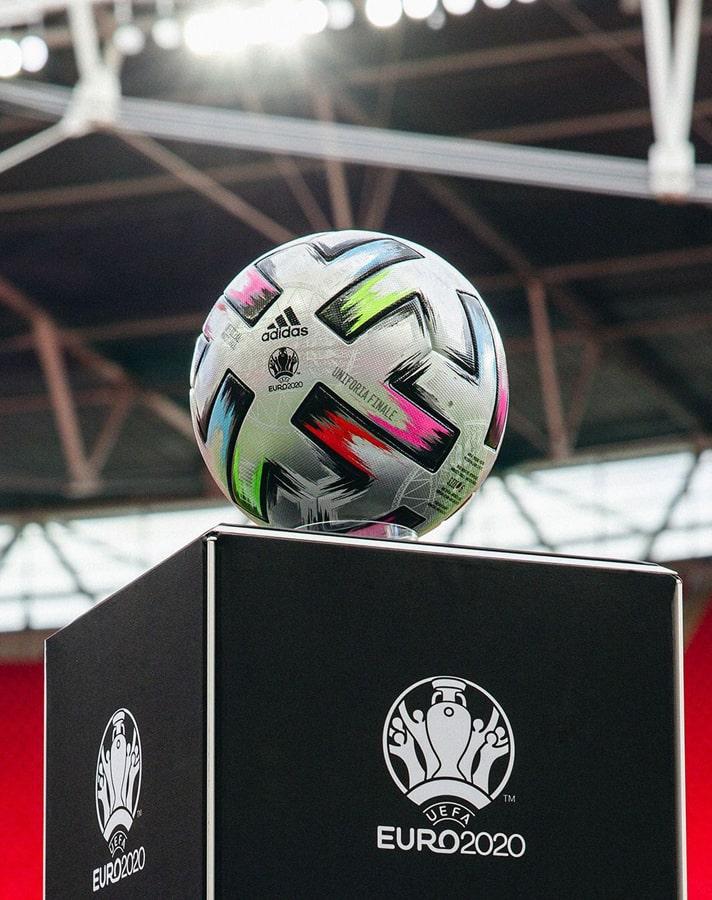 Bóng Adidas Uniforia Finale Euro 2020