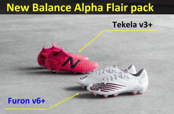 Giới thiệu về New Balance Flair Pack hiếm và khá đẹp !