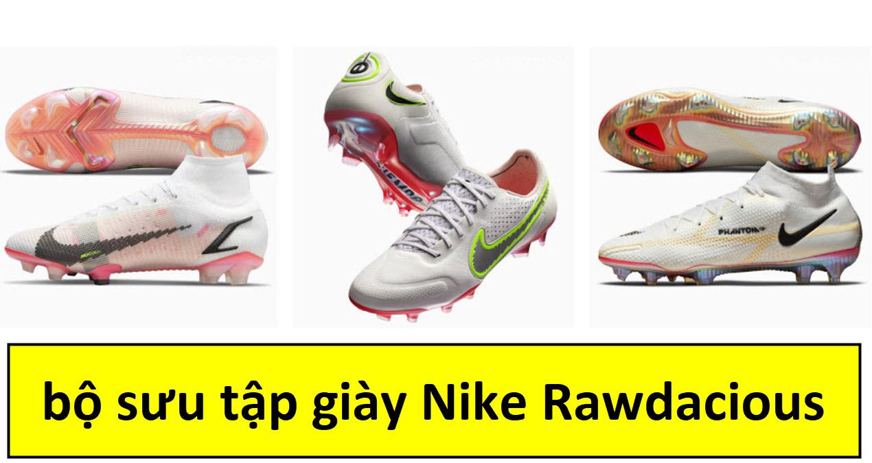 giày bóng đá Nike Rawdacious