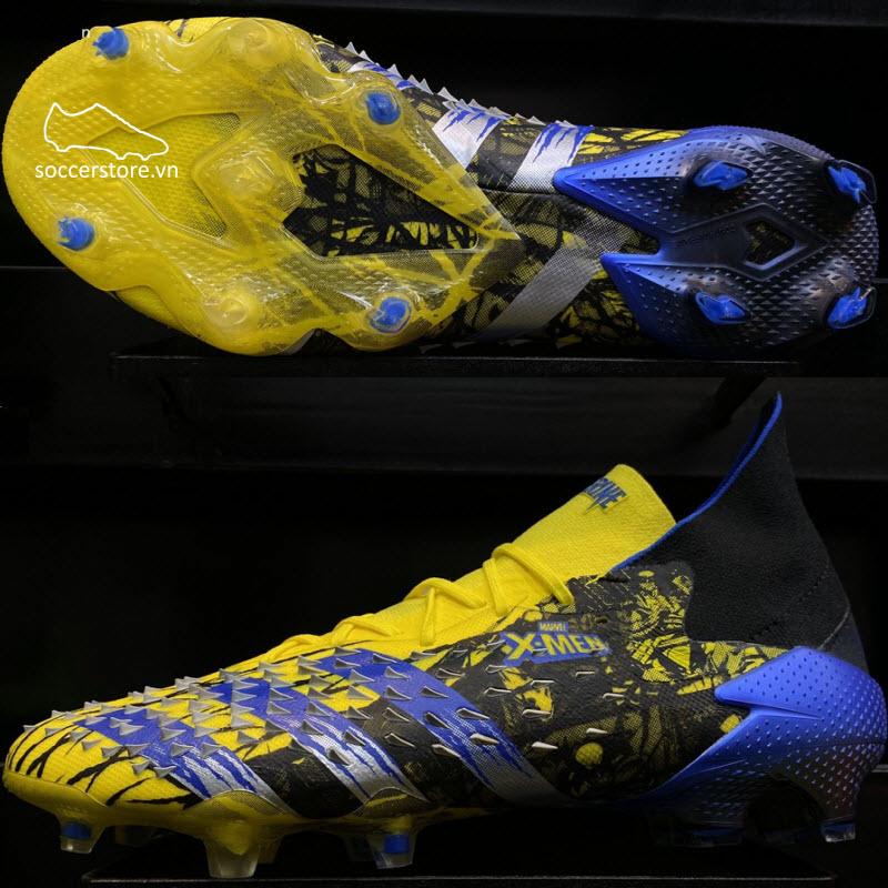 Adidas Predator Freak .1 FG x Marvel FY1119