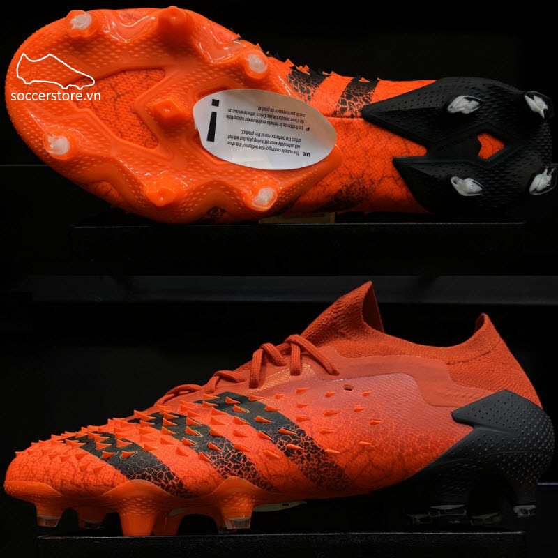 Giày bóng đá Adidas Predator Freak .1 FG Meteorite FY6266